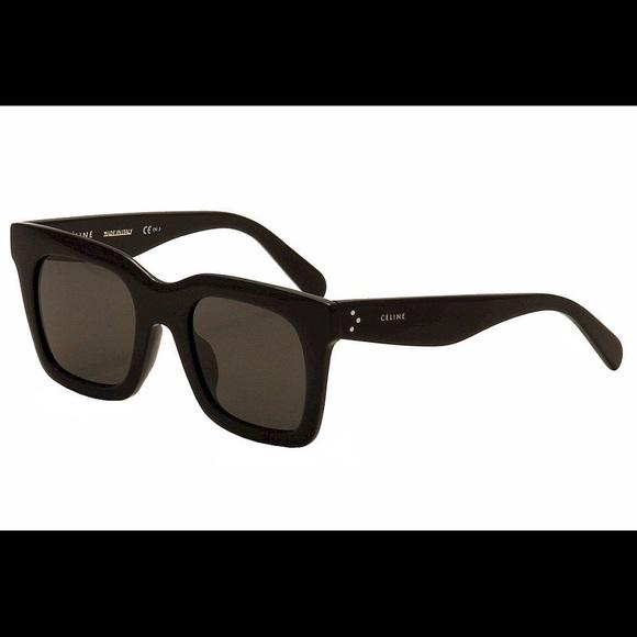 a30a4d697118 Celine Black Tilda Sunglasses